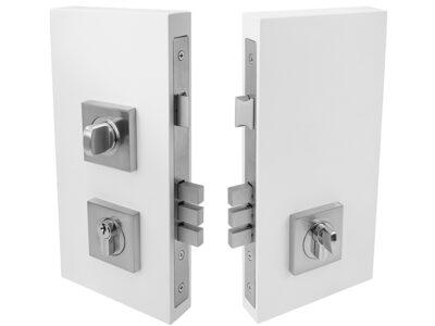 Windsor 60mm Backset Square Uni Turn Locksets