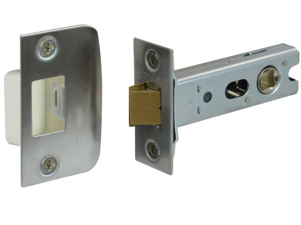 Windsor 60mm Heavy Duty Backset Tubular Latch