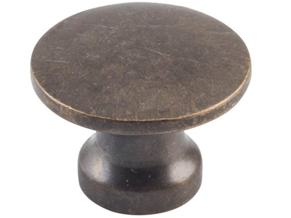 Tradco Cupboard Knob Solid