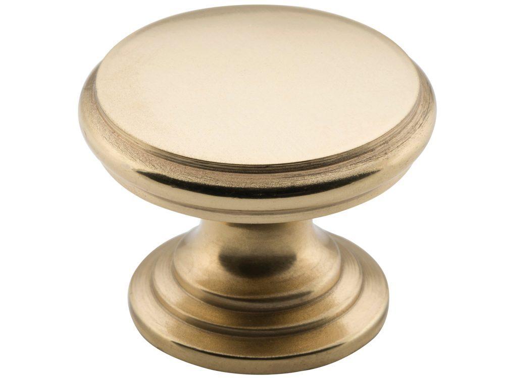 Tradco Solid Flat Knob