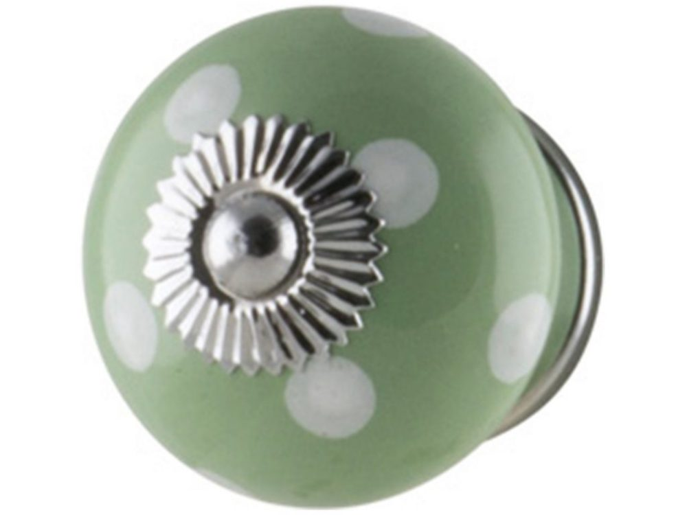 Tradco Ceramic 40mm Round Knob