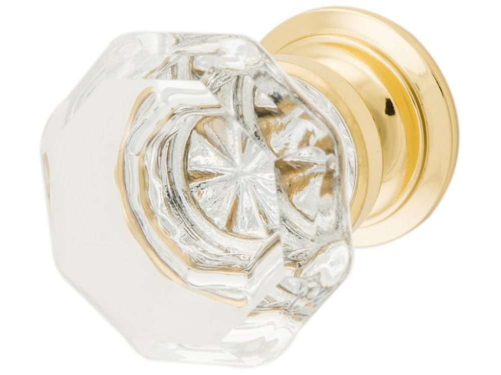 Tradco Sophia 41mm Glass Knob