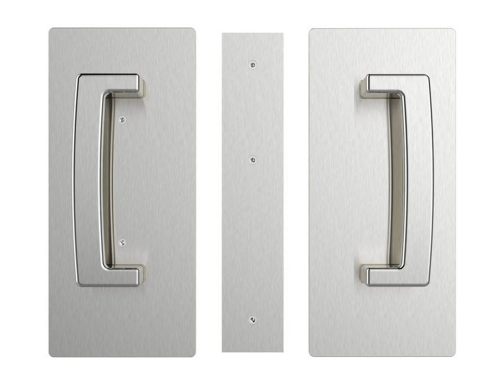 CL400 ADA Passage Blank/Blank ( Non Latching )