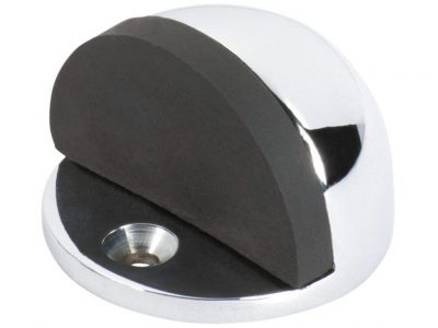 Tradco 40mm Round Oval Floor Mounted Stop