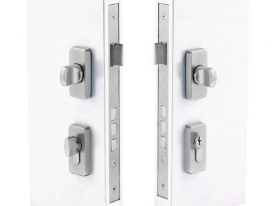 Windsor 35mm Backset Slimline Double Turn Locks