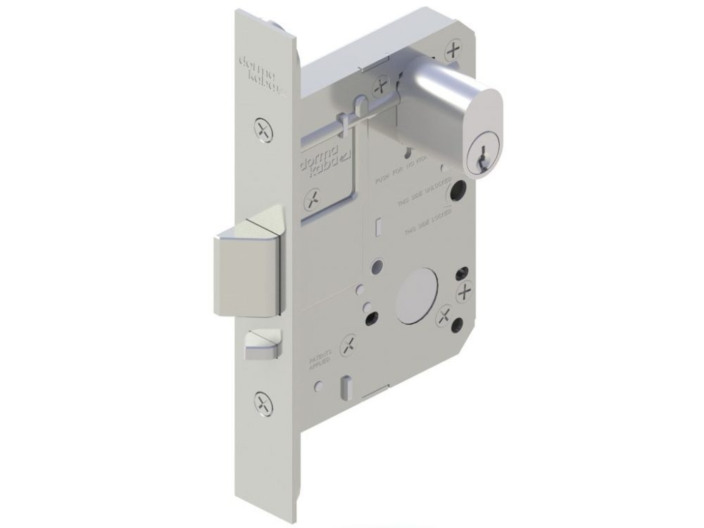 DormaKaba 60mm Mortice Nightlatch