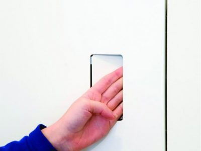 No-Ha Invisible Door Handle