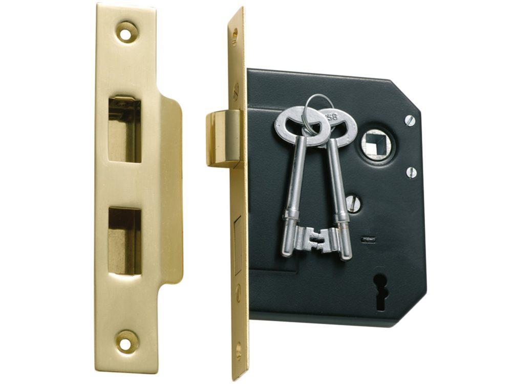 Tradco 57mm Backset Mortice Lock
