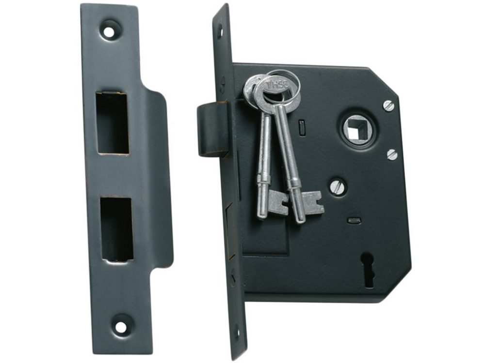 Tradco 57mm Backset Mortice Lock
