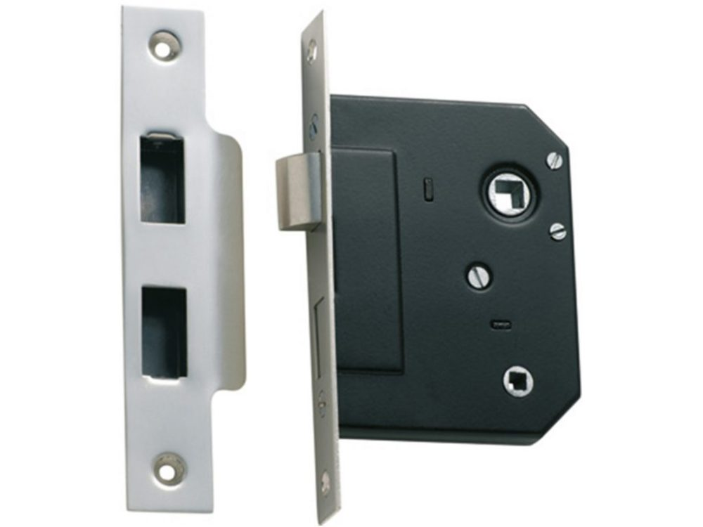Tradco 57mm Backset Privacy Lock
