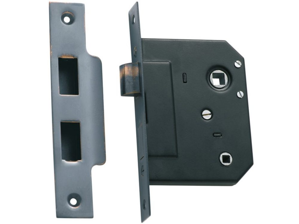 Tradco 44mm Backset Privacy Lock
