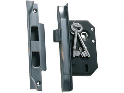 Tradco Rebated 3 Lever Mortise Lock