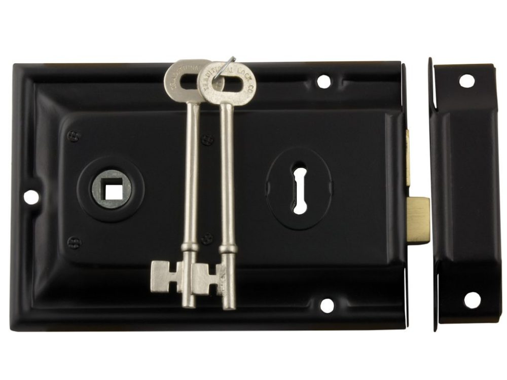 Tradco Low Security Rim Lock