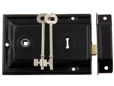 Tradco Low Security Rim Lock