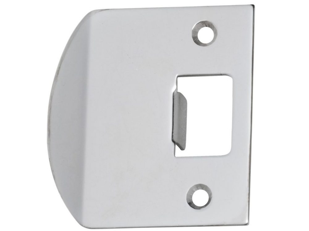 Tradco Tubular Latch Extended D Strike