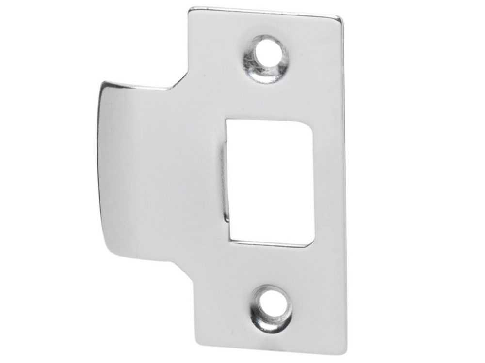 Tradco Tubular Latch Extended T Strike