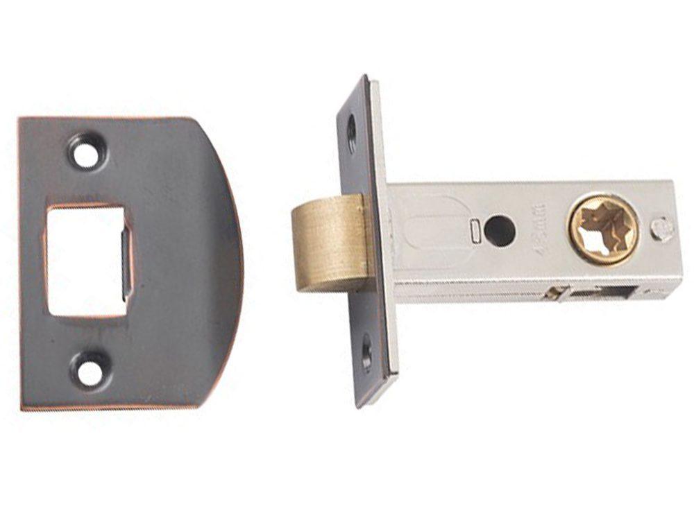 Tradco 45mm Backset Split Cam Tubular Latches
