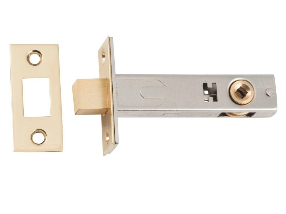 Tradco 70mm Backset Privacy Bolt