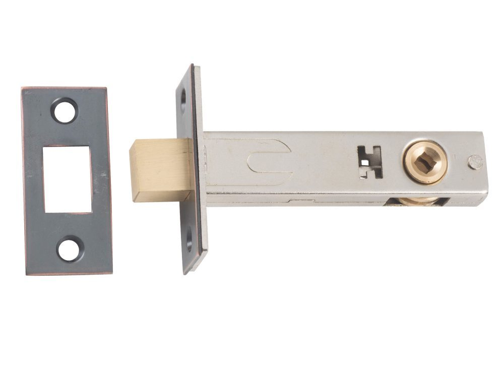 Tradco 70mm Backset Privacy Bolt