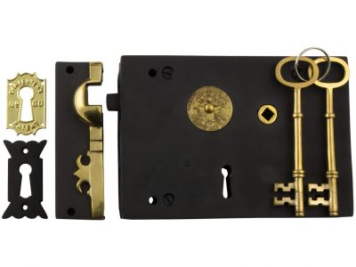 Tradco Low Security Carpenters Rim Locks