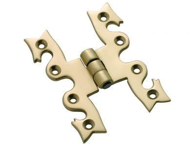 Tradco Ornate Cabinet Hinges