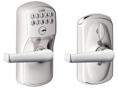 Schlage FE595 Electronic Door Handle