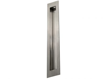 Bailey 240 x 40mm Stainless Steel Flush Pull