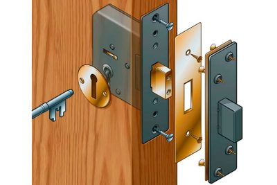 Residential Mortice Lock