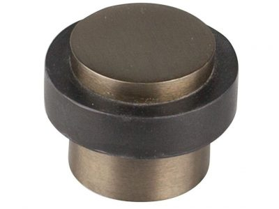 Drake And Wrigley One Piece 38mm Round Floor Stop