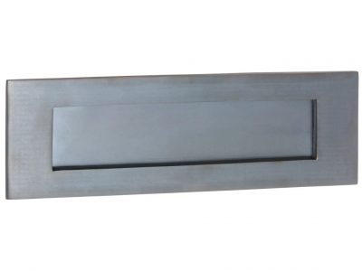Tradco Spring Loaded Letterbox Front