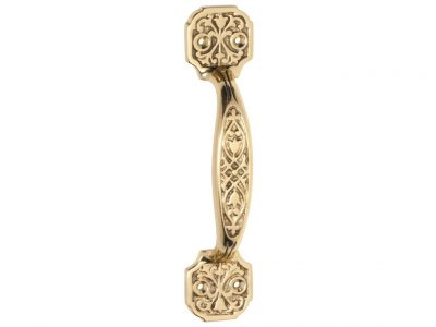 Tradco Ornate Pull Handle