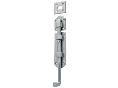 Tradco 175mm Iron Tower Bolt