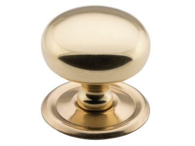 Tradco Round Hollow Cabinetry Knob