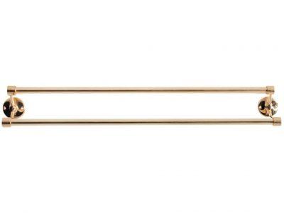 Tradco 4850 Traditional Single Towel Rail