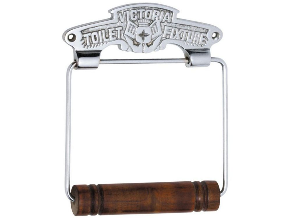 Tradco Victoria Traditional Toilet Roll Holder