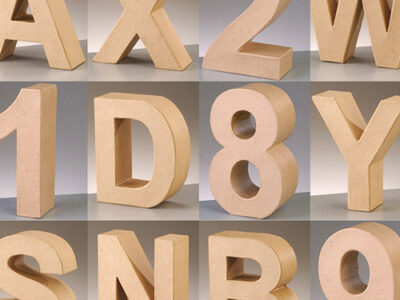 Letters And Numerals