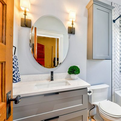 Tradtional Bathroom Accessories