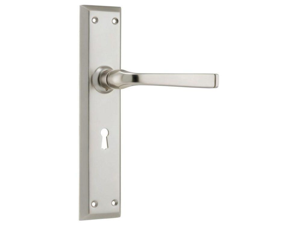 Menton Lever on Lever locking Longplate