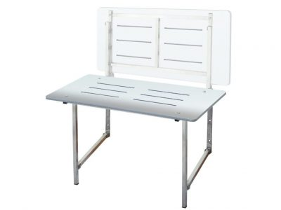 Comm Accessible Fold Down Shower Seat