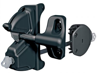 D and D LokkLatch Deluxe Gate Latch