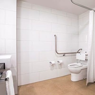 Accessible Bathroom Fittings