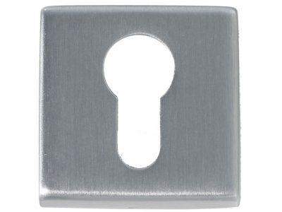 Windsor Square Euro Keyhole Escutcheon