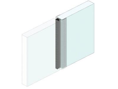 Frameless Glass Seals