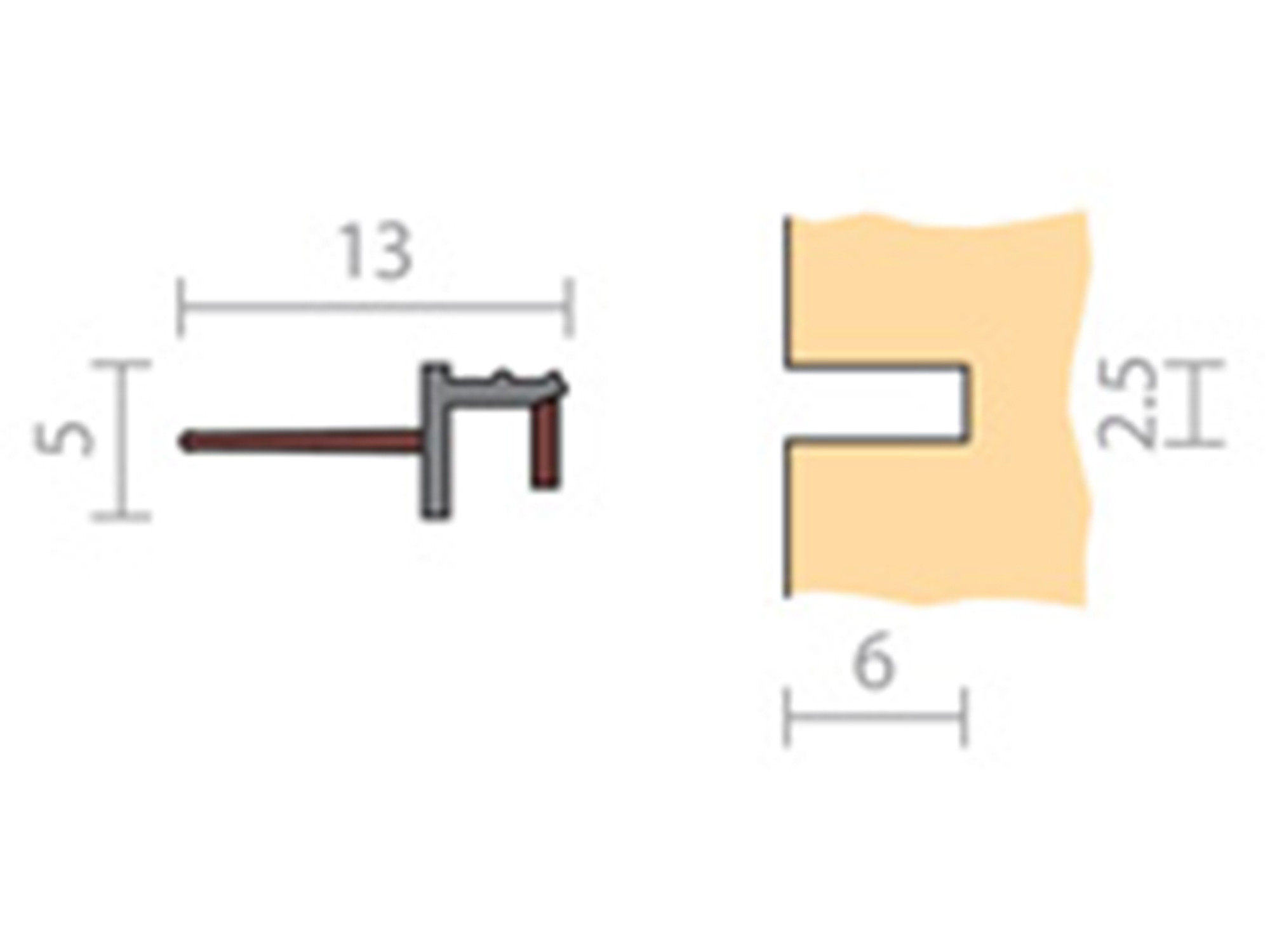 Raven Rp73 Door Seal Door And Window Sealing Systems