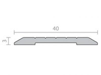 Raven RP95 Threshold Plate