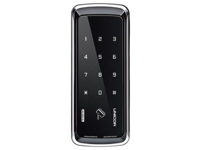 Unicor UN-3255 Electronic Rim Lock Deadlock