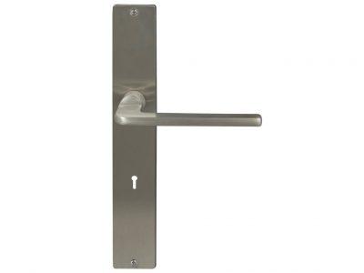 Windsor Chalet Lever On Plate 5 Lever Keyhole