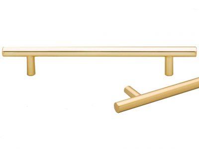 Cornet Solid Brass Cabinet Handles