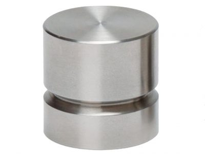 Acer Stainless Steel Round Cabinet Knobs