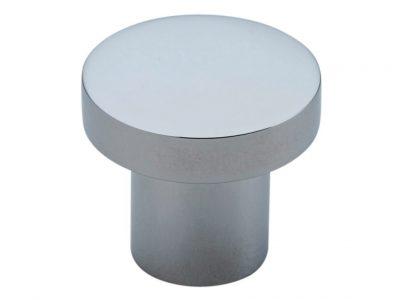 Bankston Bronte Chrome Plate 32mm Round Cabinet Knob